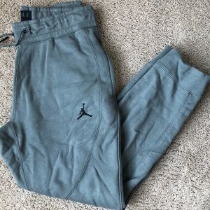 Gently worn Jordan sweatpants